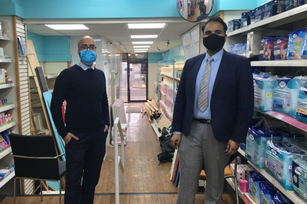 Bloxwich Pharmacy COVID-19 vaccination