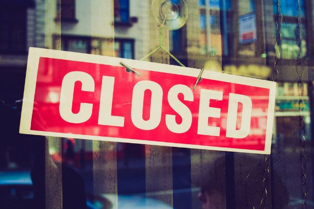 39 of the closures were in England's most deprived areas