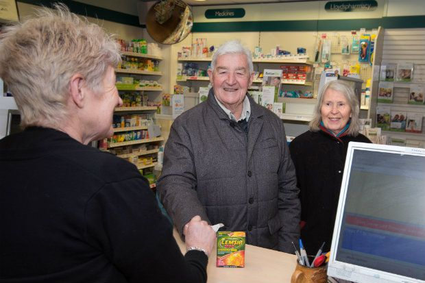 Pharmacies in England can receive quality payments for becoming 'dementia friends'