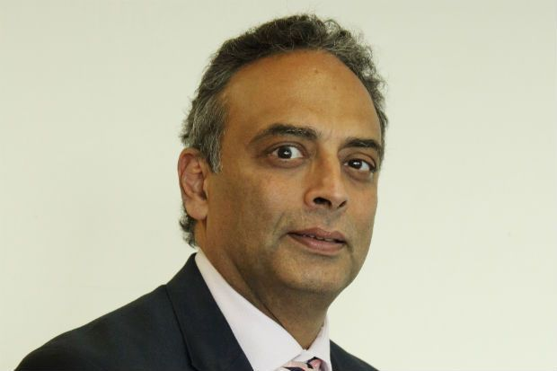 Ash Soni has served as RPS president for three terms