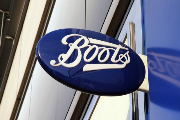 Boots: Through PSNC, we're debating funding with the government in a positive way