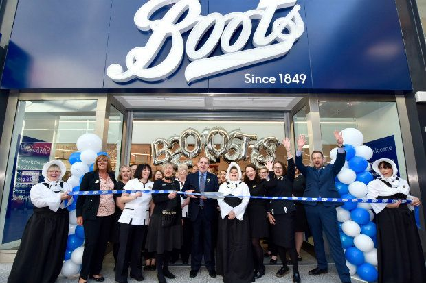 Boots opened the branch on Stephen Street, Hull, last Wednesday (May 15)