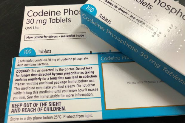 All opioid painkillers to carry prominent addiction warnings
