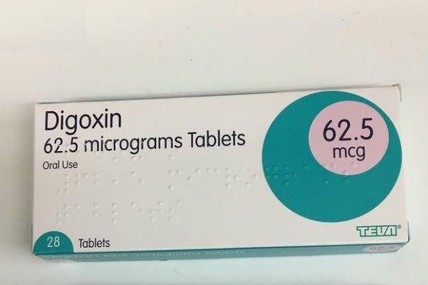 digoxin dose