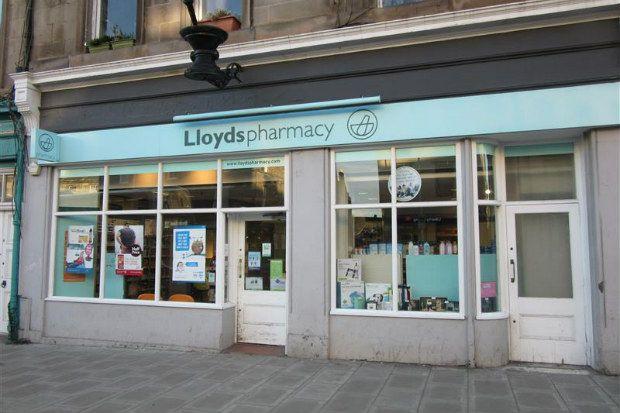 Lloydspharmacy Crighton Place, Edinburgh (Credit: The Local Data Company)