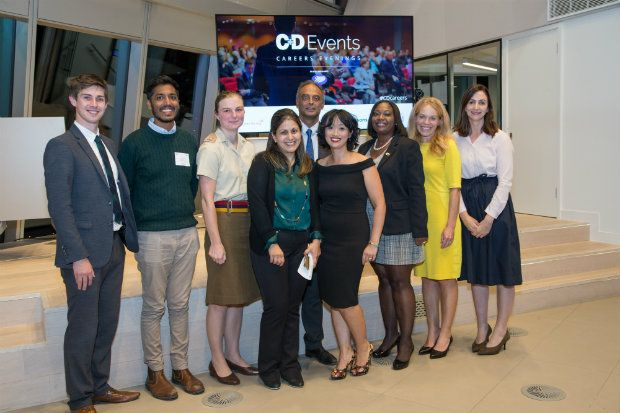C+D's careers event speakers share what it takes to make it in pharmacy