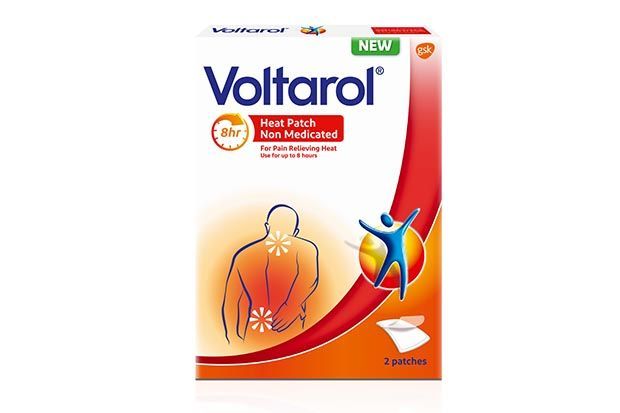 GSK launches Voltarol Heat Patch to relieve pain | Chemist+