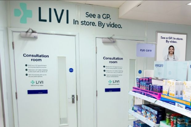 Boots also plans to pilot a private version of the service in its London Liverpool Street branch
