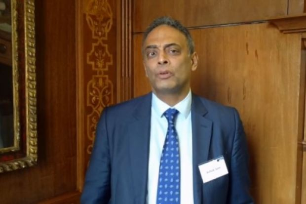 ash soni rps president reelected elected