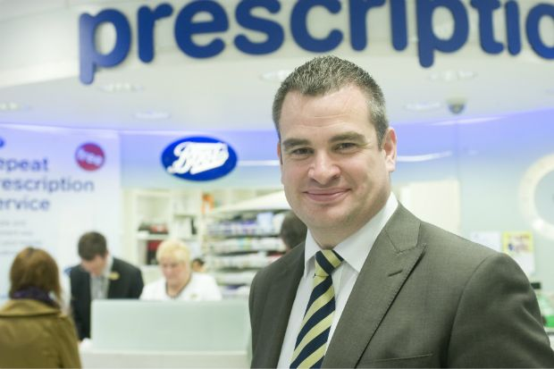 Marc Donovan: Boots is working with Pharmacist Support to launch the training early next year