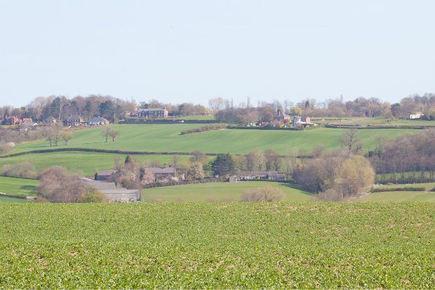 Countryside around Wentworth Castle, Barnsley