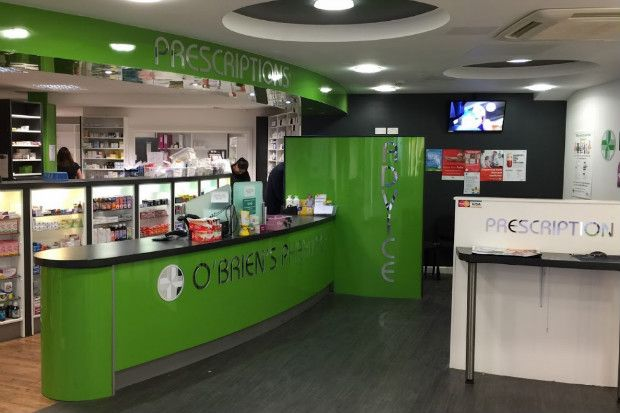 O'Briens in Fleetwood Health Centre was one of the first pharmacies to offer the service (credit: © 2018 Google, image capture: March 2017)