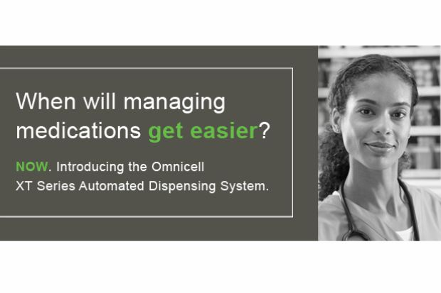 Omnicell Launches New Automated Dispensing System
