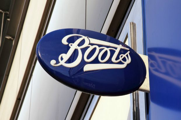 Boots: A very small number of pharmacists in support function roles at head office might be affected