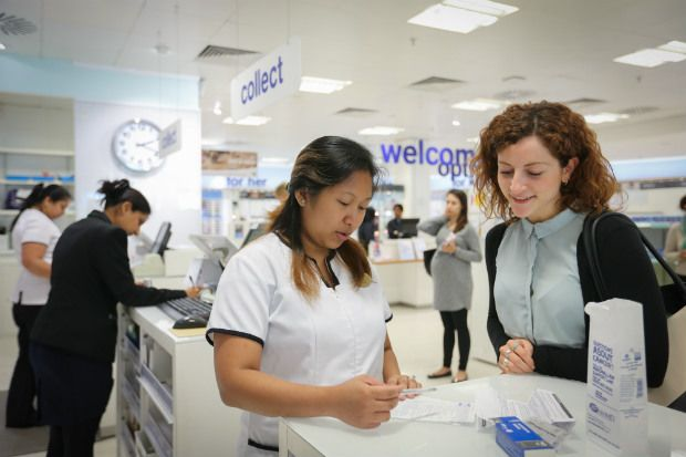 """Digital health corners"" will be piloted in some Boots pharmacies as part of a seven-year deal"