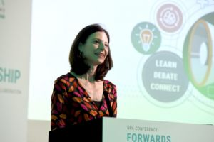 Seema Kennedy made her first pharmacy appearance at the NPA annual conference