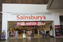 Lloydspharmacy closed its branch in Sainsbury's Finchley Road store (credit: Local Data Company)