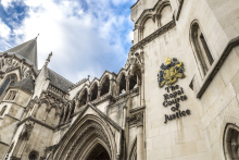 The judgment was handed down at 10.30am today