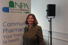 Julie Cooper: Pharmacy technicians do a fantastic job, but they're not the same as a pharmacist