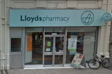 The pharmacy in Weston-super-Mare will close on September 30. Credit: © 2017 Google, image capture: July 2016