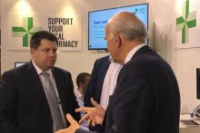 Liberal Democrat leader Vince Cable chatted to the NPA about pharmacy delivery services
