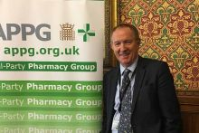 Kevin Barron chaired an APPG session on long-term condition management
