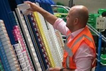Wholesaler has added 100 personnel to its service centres to help clear backlog