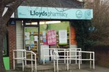 The Lloydspharmacy on Hursley Road, Eastleigh, is the first branch C+D has confirmed has been sold