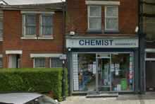 "Wainwright's Chemist is ""running on fumes"", says owner Sultan 'Sid' Dajani"