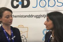 """Thorrun Govind (right): Women pharmacists should """"put themselves out there"""""""