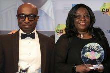 Ade Williams and Olutayo Arikawe are in the running for NHS Parliamentary Awards