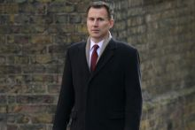 Mr Hunt, the longest-serving secretary of state for health, had a fraught relationship with the sector