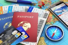 A pharmacy travel health clinic can offer risk assessments, vaccinations and travel health products