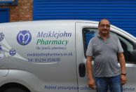 """Mr Panchal: Providing """"human contact"""" to vulnerable patients is """"important"""" part of his role"""