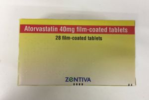 Unlike other statins, atorvastatin can be taken any time of the day